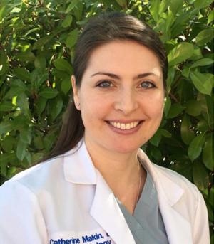 Dr. Catherine Makin